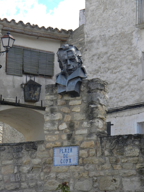 13 Busto de Goya