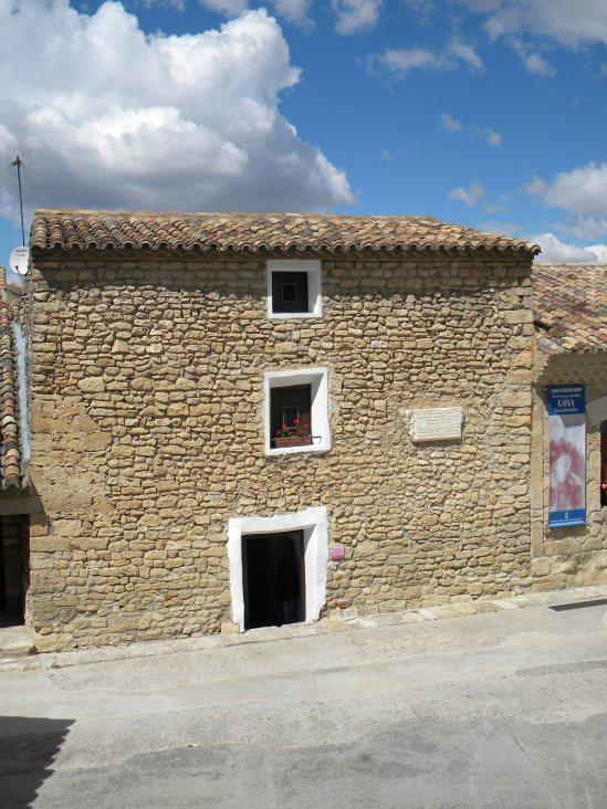 14 Casa de Goya
