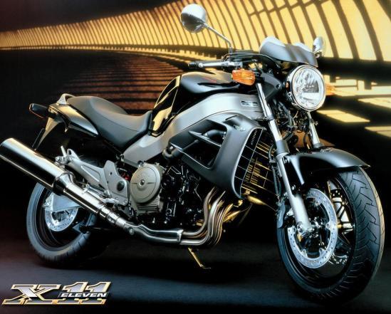 Honda CB 1100 X Eleven