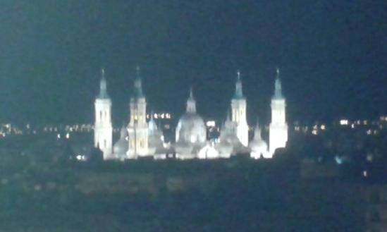 18 Basilica de Noite!