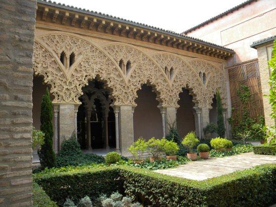 5 Claustro e Jardim