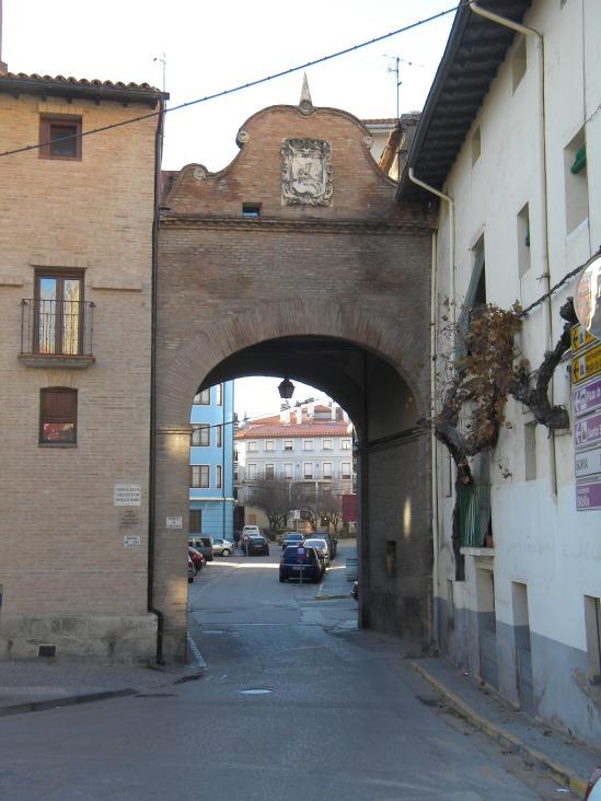 3 Arco de San Miguel!