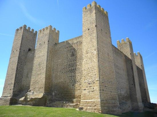 11 Lateral do castelo