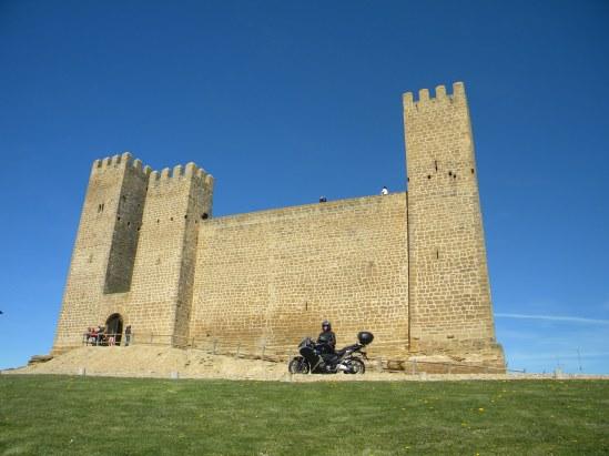 9 Castillo de Sabada