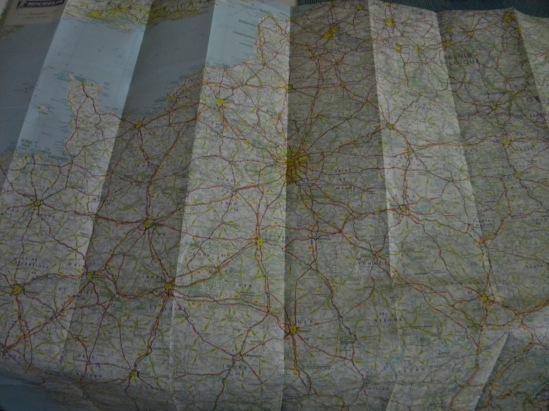 1 Mapa