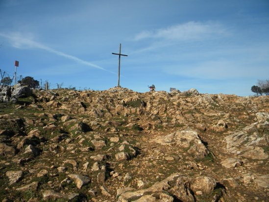 40 Cruz de Atapuerca