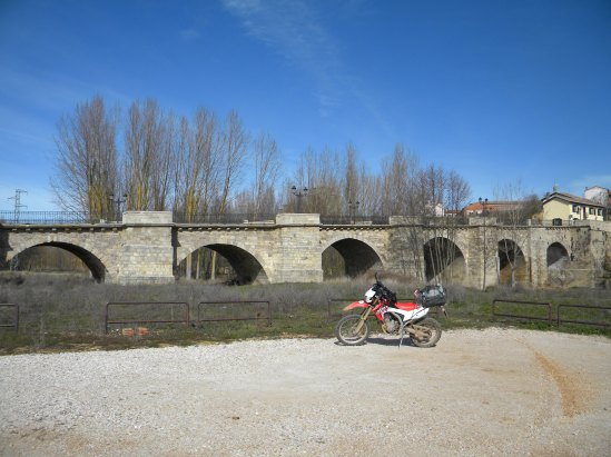 52 Ponte de Carrion de los Condes