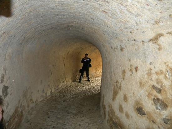 9 Carlos tunel
