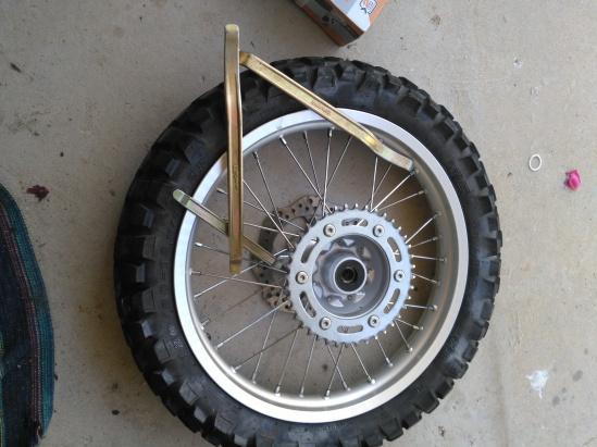 21 mudar pneu