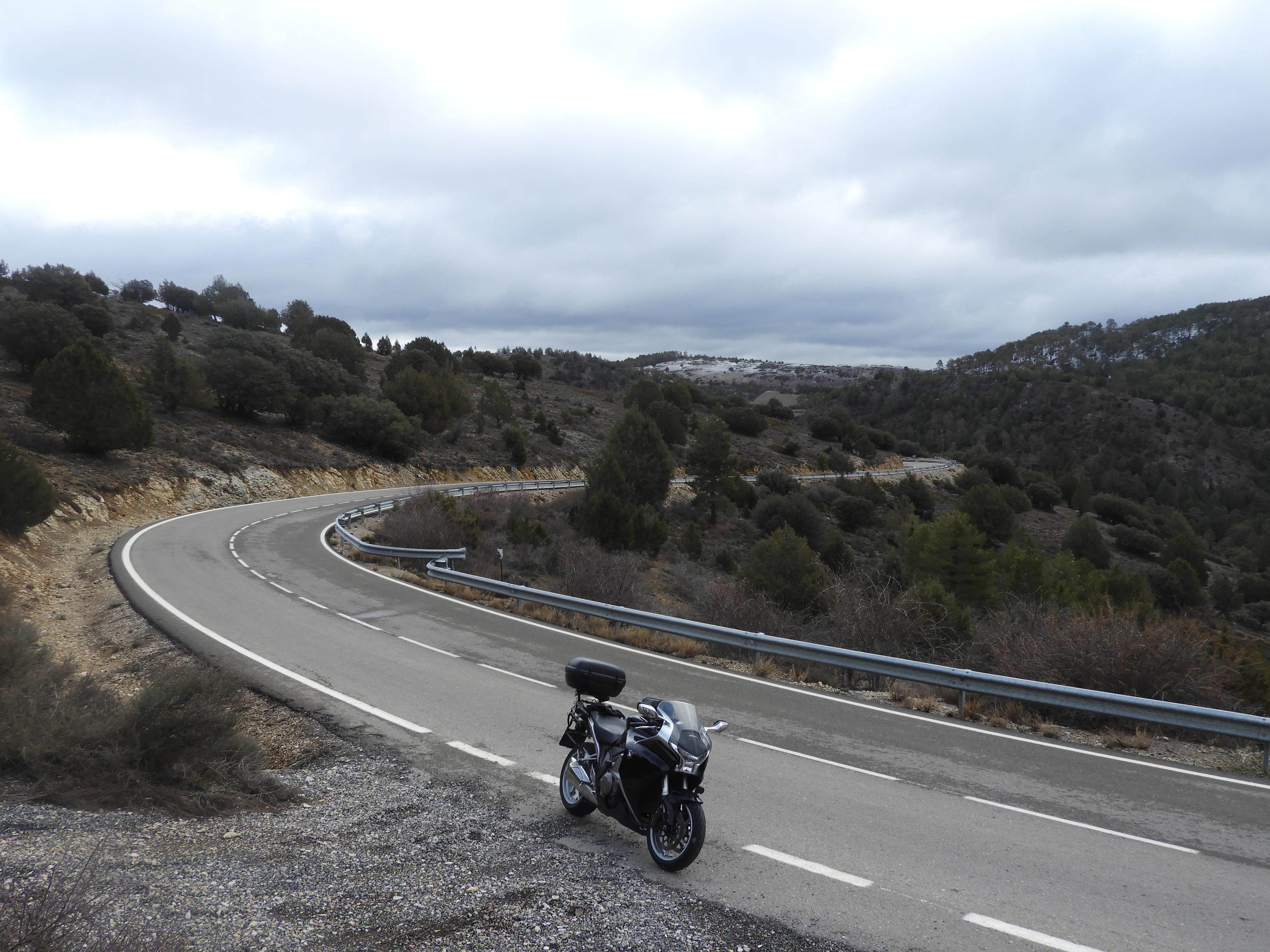 603km 12-curva